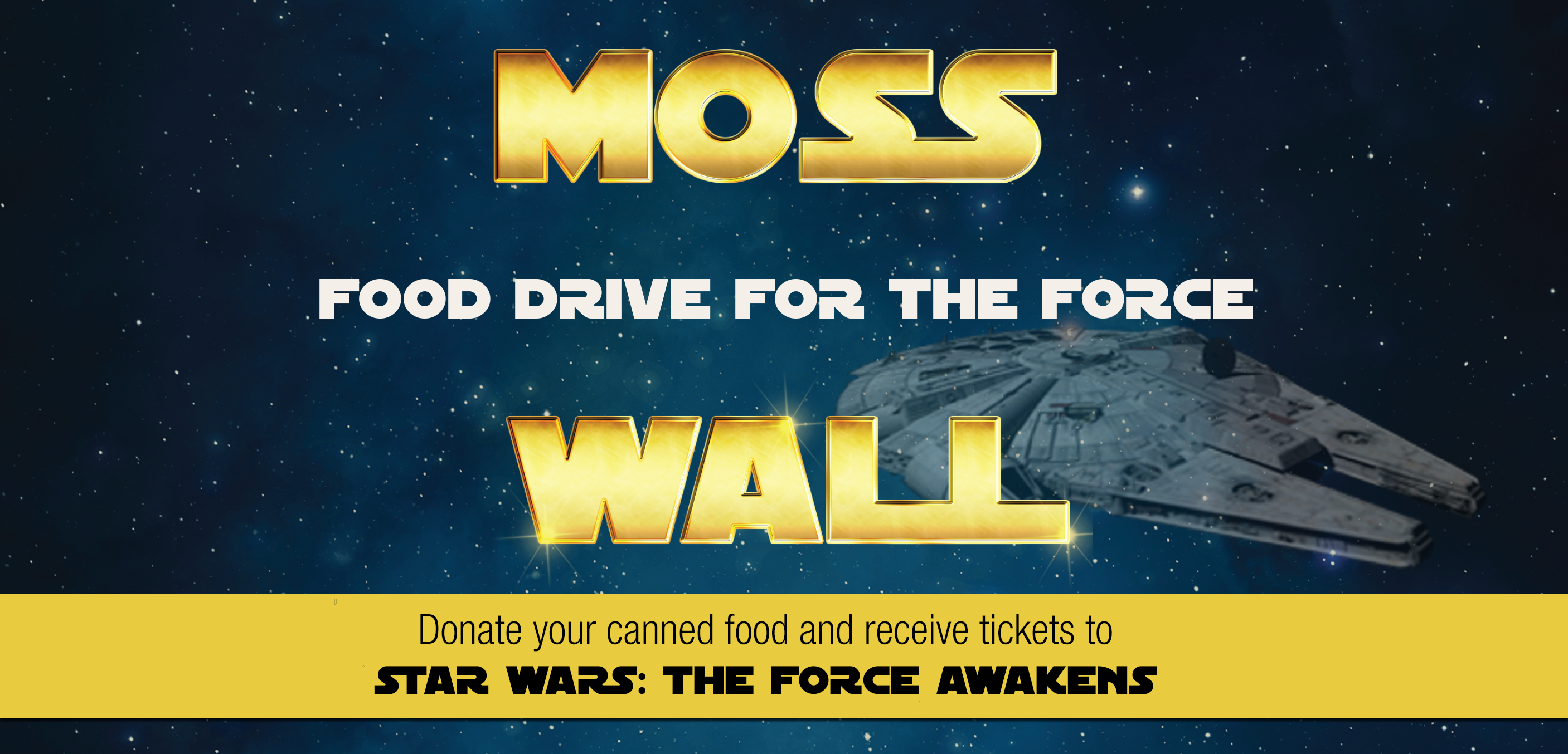 Moss Wall Star Wars The Force Awakens Contest Banner Blog Facebook Website WASHINGTON LACEY Doctor