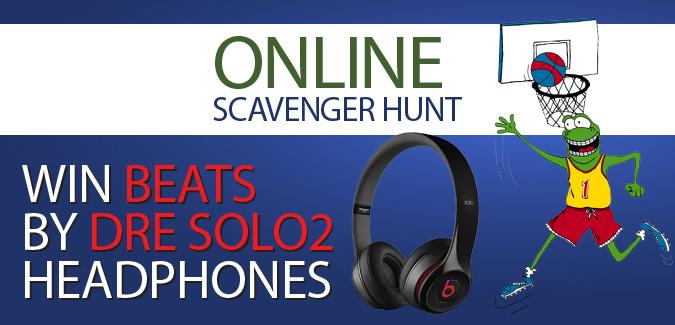 Moss Wall Orthodontics Online Scavenger Hunt Contest Blog Banner