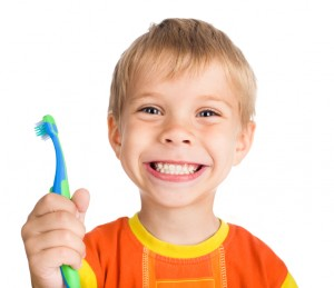 Children's Dental Health Month Lacey WA