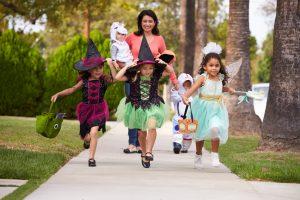Halloween Lacey WA